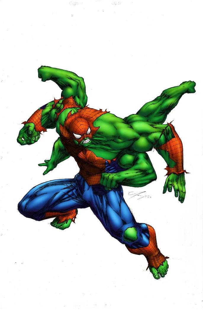 Hulk Marvel Iron And Man She