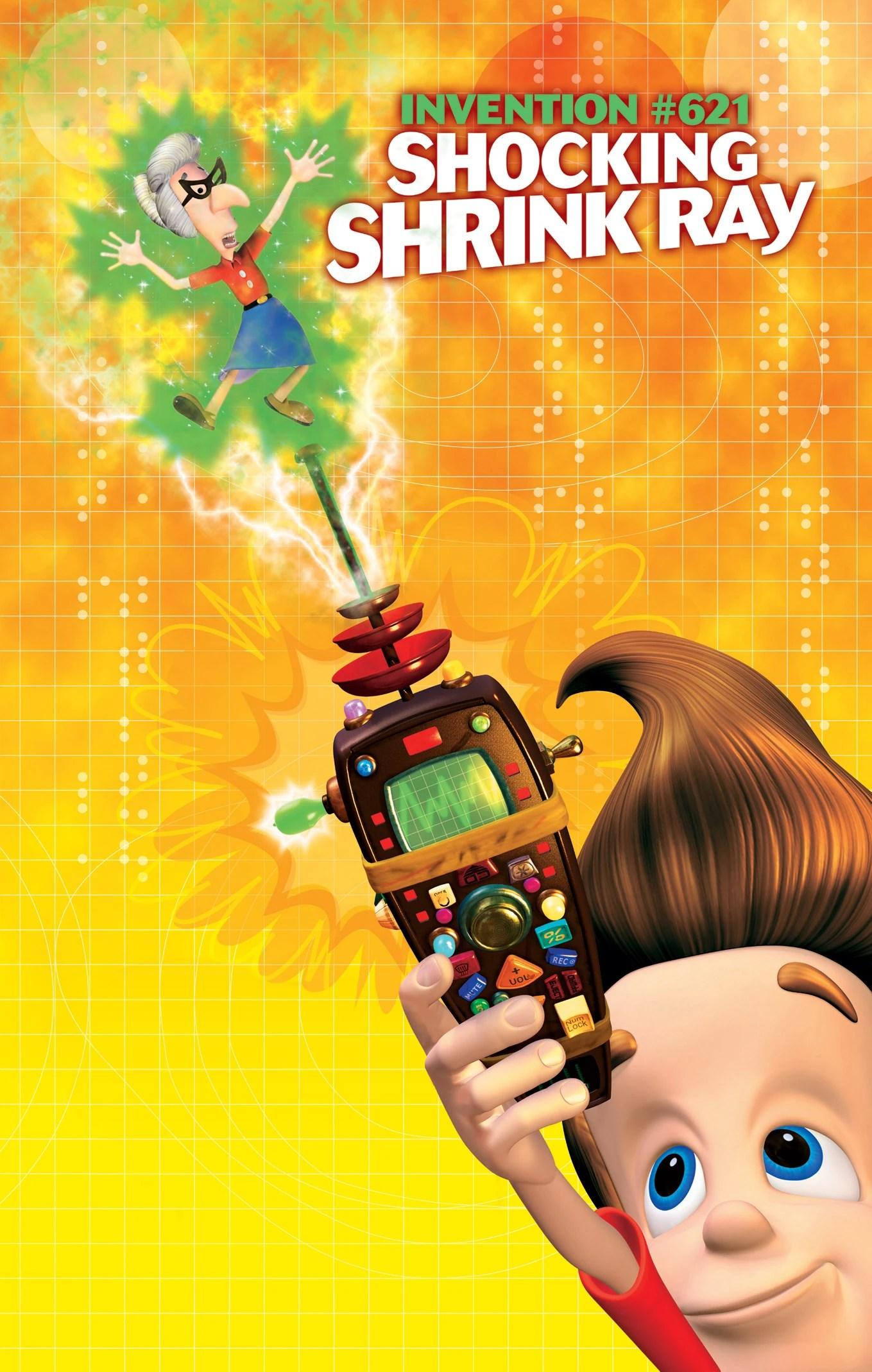 Jimmy Neutron   Nicktoons Toons Wars Wiki   FANDOM powered ...