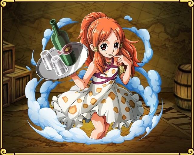 Nami Mischievous Tavern Idol One Piece Treasure Cruise