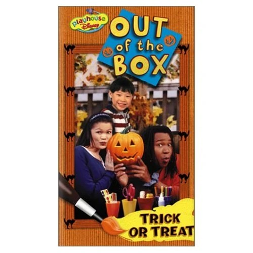 Out of the Box - Trick Or Treat | Other Holiday Specials ...