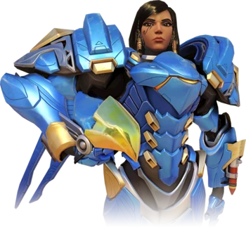 Pharah Overwatch Wiki FANDOM Powered By Wikia