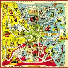 Maps of Oz | Oz Wiki | FANDOM powered by Wikia