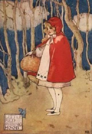 Red Riding Hood Public Domain Super Heroes FANDOM