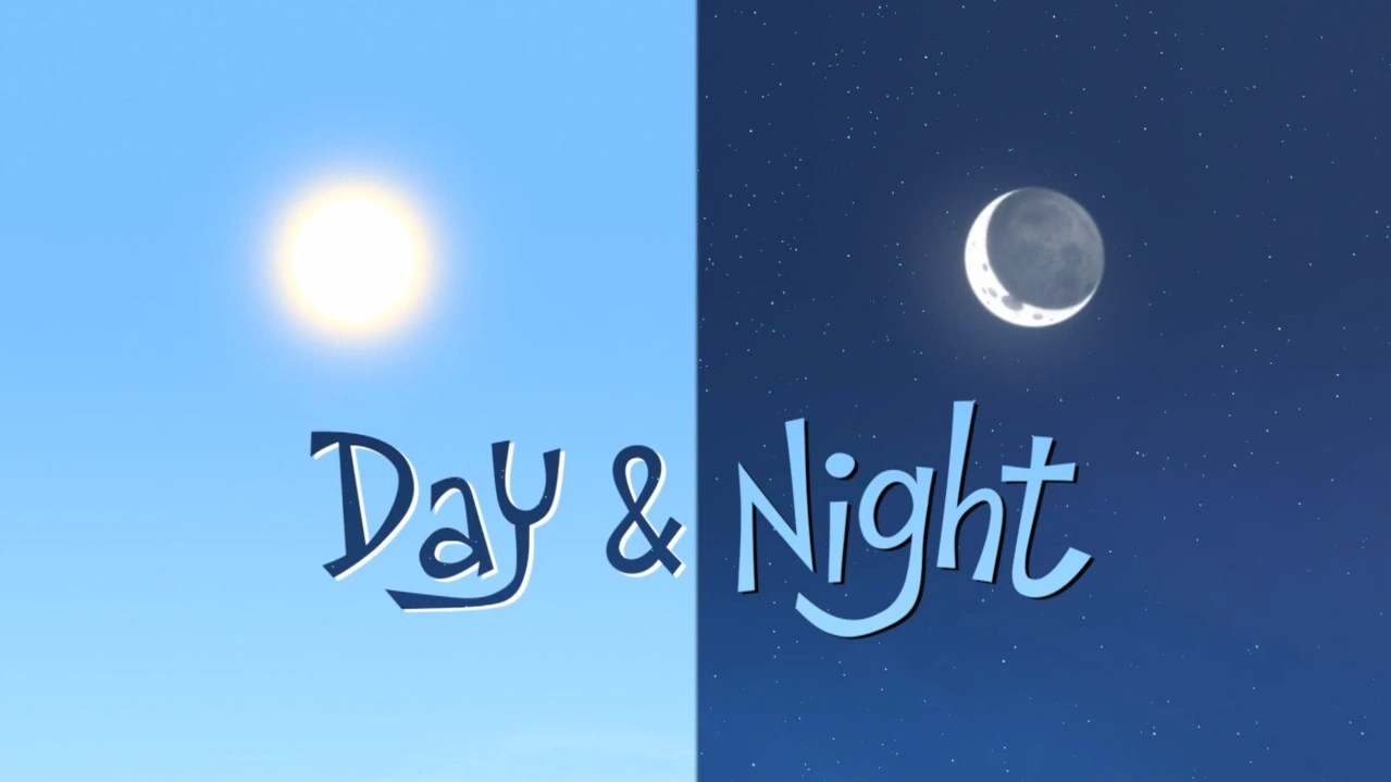 Day & Night | Pixar Wiki | FANDOM powered by Wikia