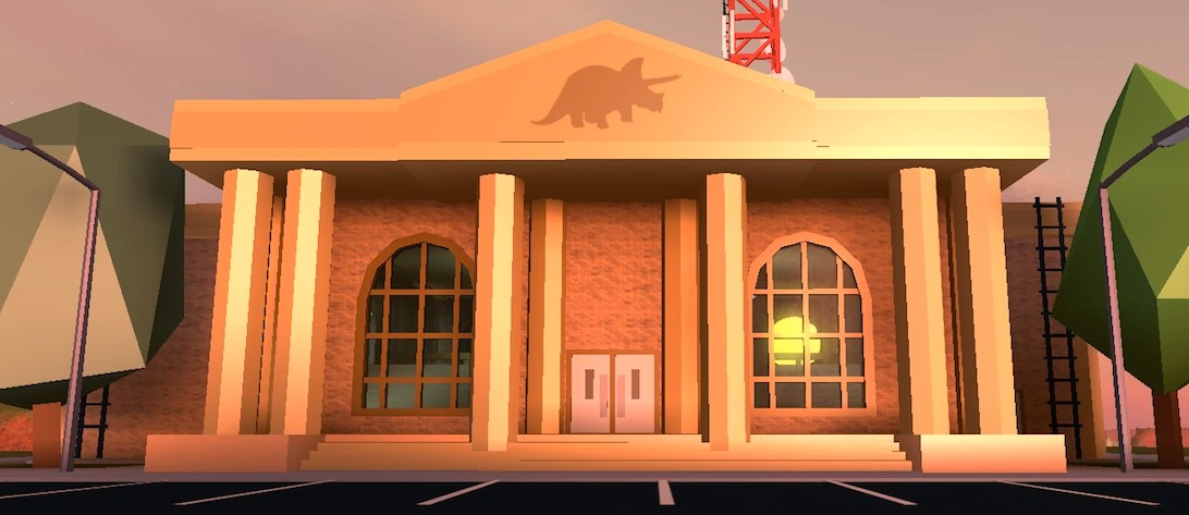 Museum | ROBLOX Jailbreak Wiki | FANDOM powered by Wikia