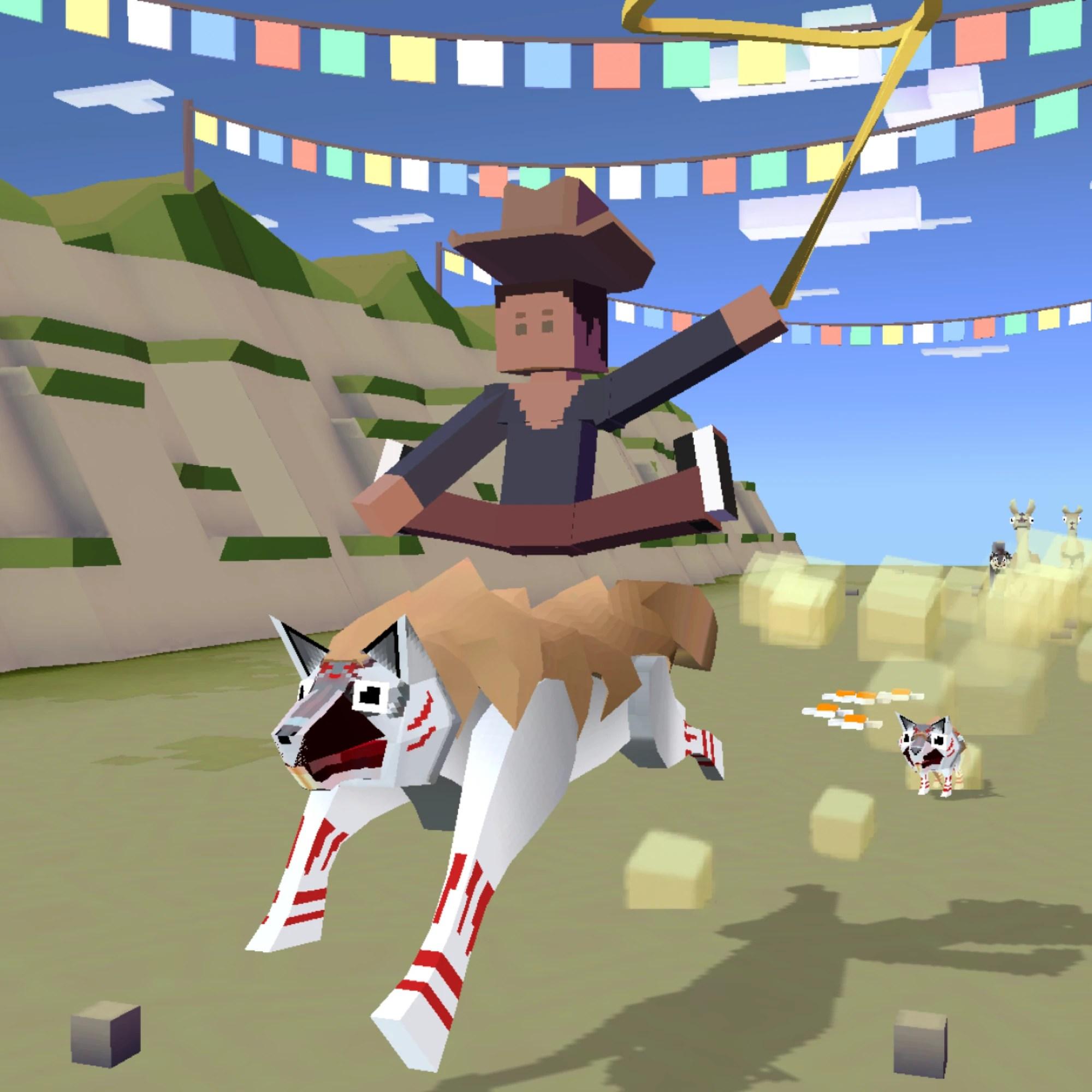 Survivor Wolf Rodeo Stampedia Fandom Powered By Wikia
