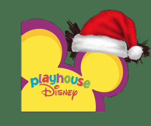 Playhouse Disney Schedule 2004