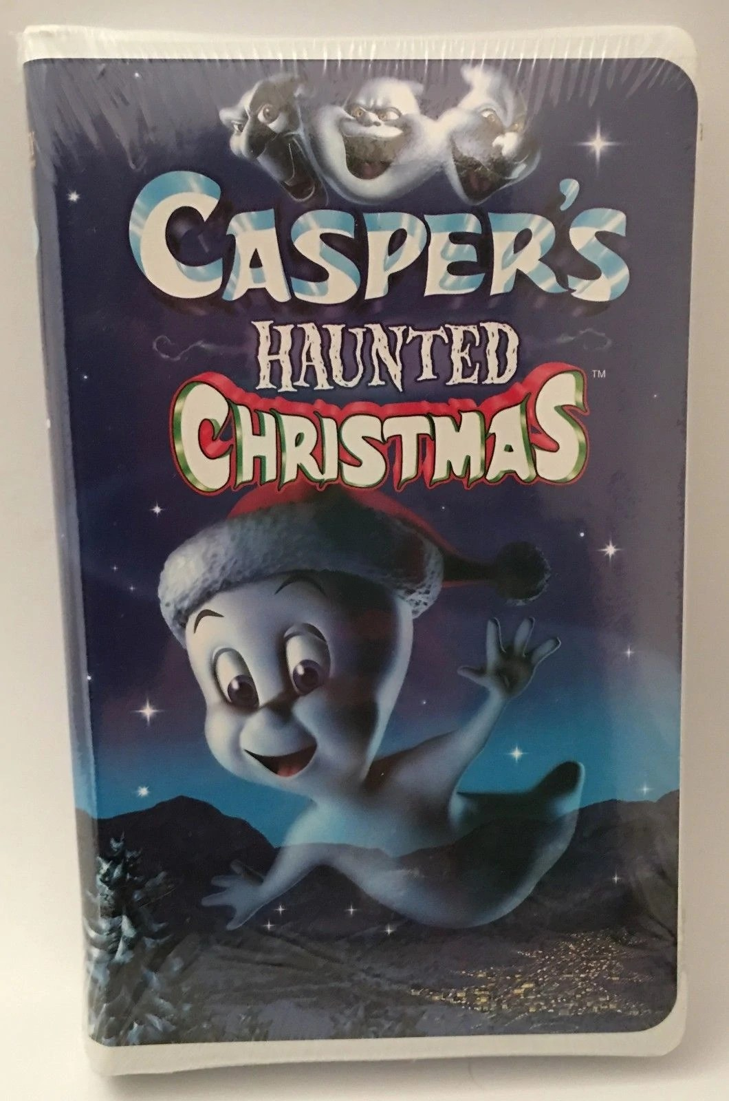 Opening To Caspers Haunted Christmas 2000 VHS From The