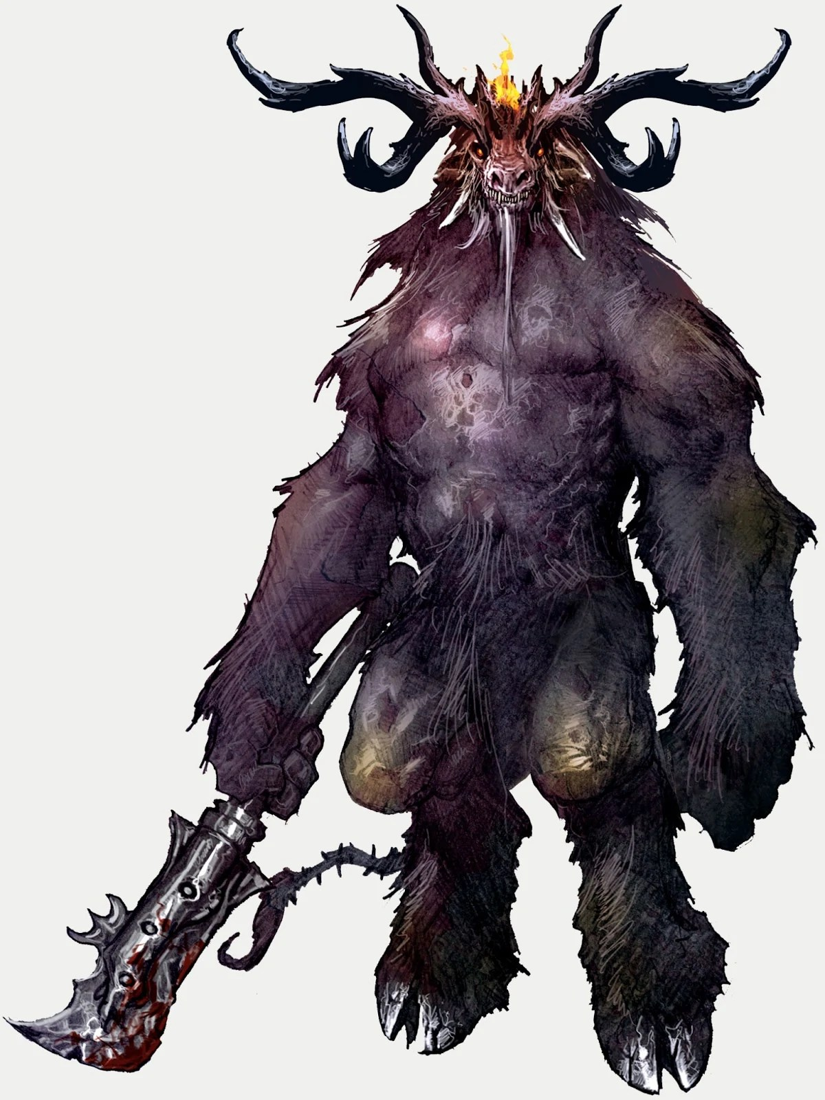 Owlbear Dungeons And Dragons