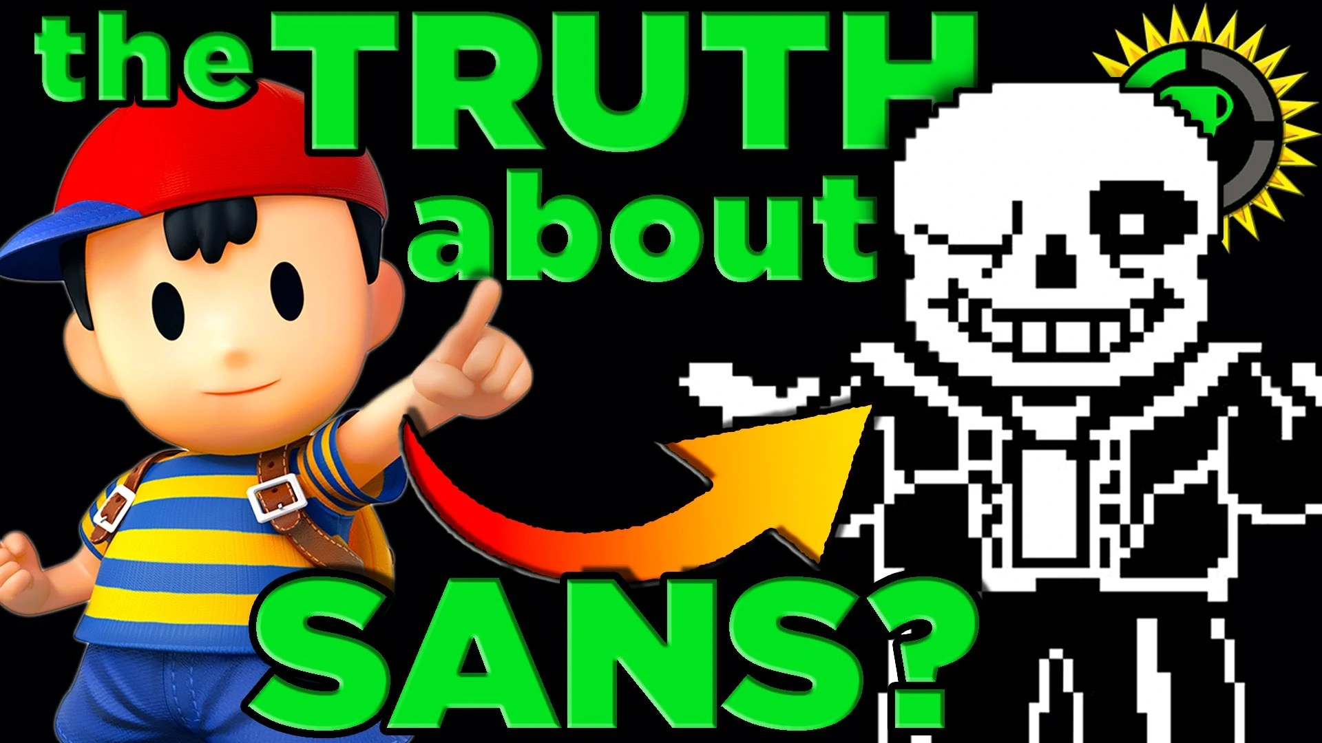 Sans is Ness | SiIvaGunner Wikia | FANDOM powered by Wikia