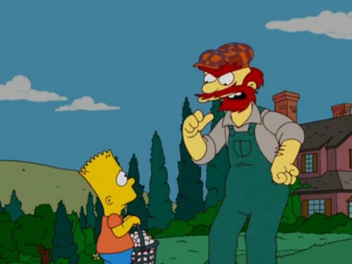 Groundskeeper Willie Simpsons Wiki FANDOM Powered By Wikia