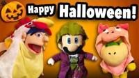 happy halloween sml