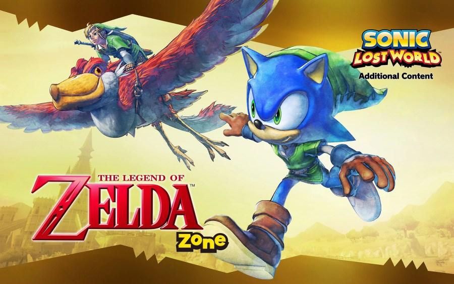 The Legend of Zelda Zone   Sonic News Network   FANDOM powered by Wikia The Legend of Zelda Zone