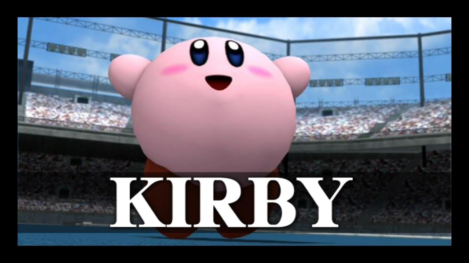 Kirby SSBB Smashpedia FANDOM Powered By Wikia