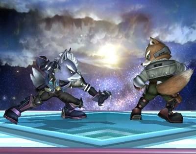 Wolf SSBB Smashpedia FANDOM Powered By Wikia