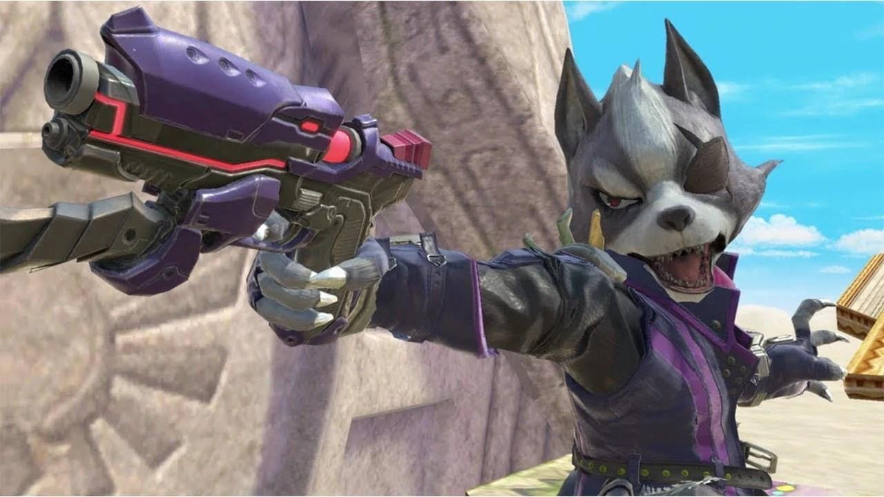 Wolf SSBU Smashpedia FANDOM Powered By Wikia