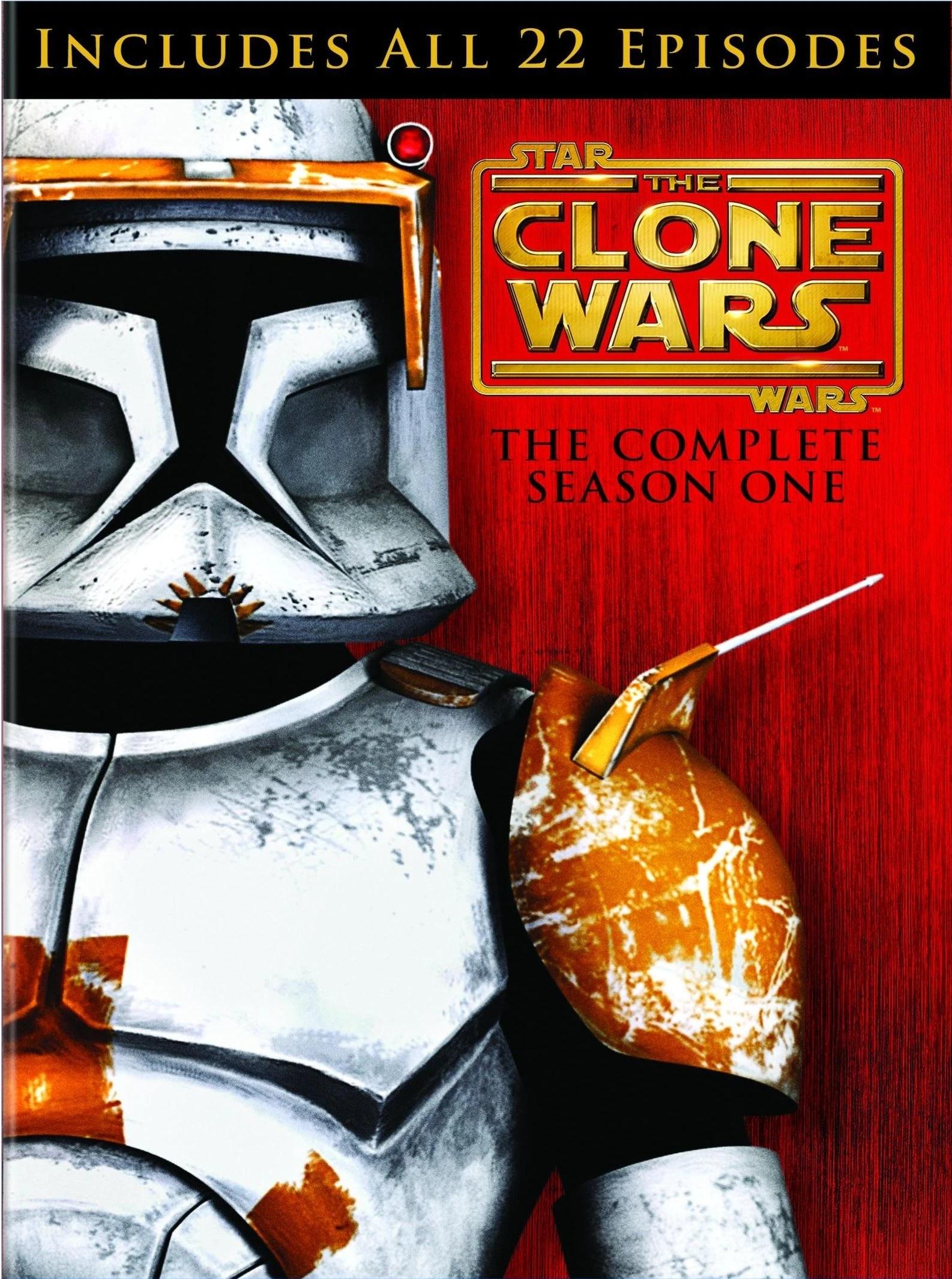 Star Wars The Clone Wars Season 1 | Star Wars Animated ...