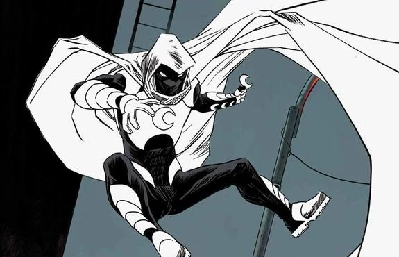 First Appearance Of Moon Knight