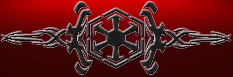 Logo Star Wars Order Sith