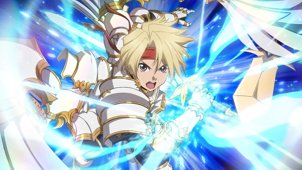 Embodiment of the Spirit King's Will | Tales of the Rays Wiki | Fandom