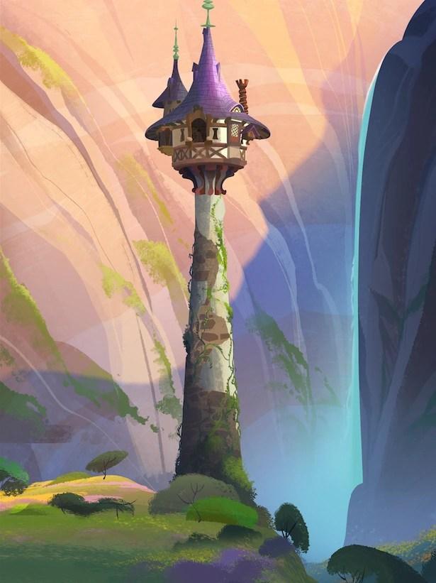 Rapunzel Pascal