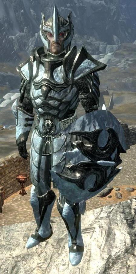 Stalhrim Armor The Elder Scrolls Mods Wiki FANDOM