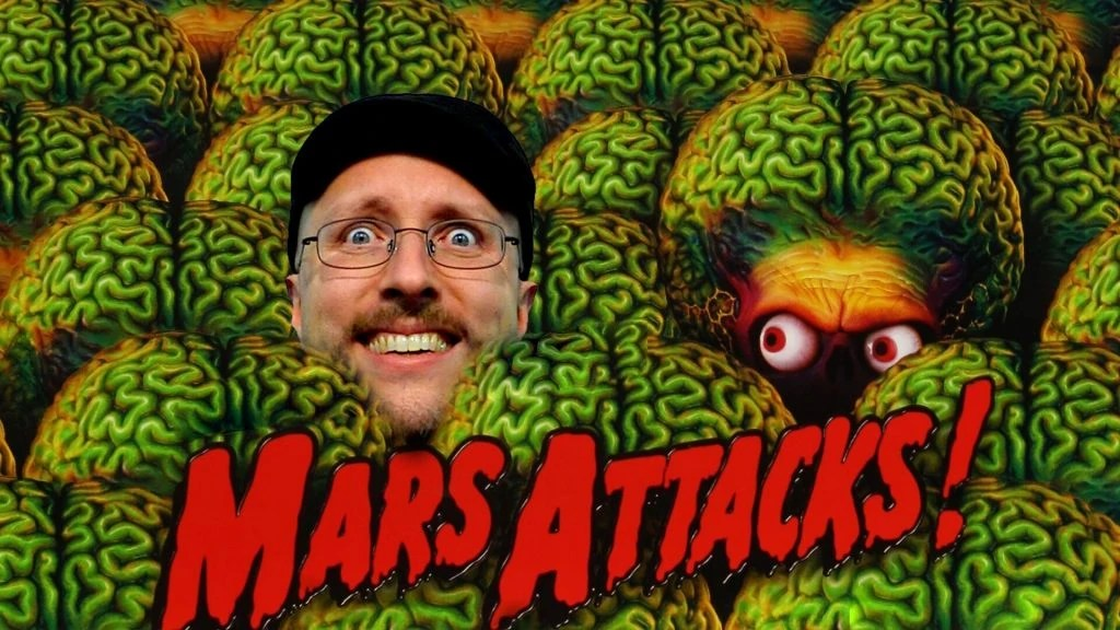 Mars Attacks! | Channel Awesome | FANDOM powered by Wikia