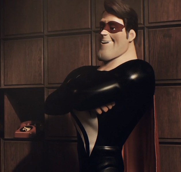 Incredibles And Characters Powers