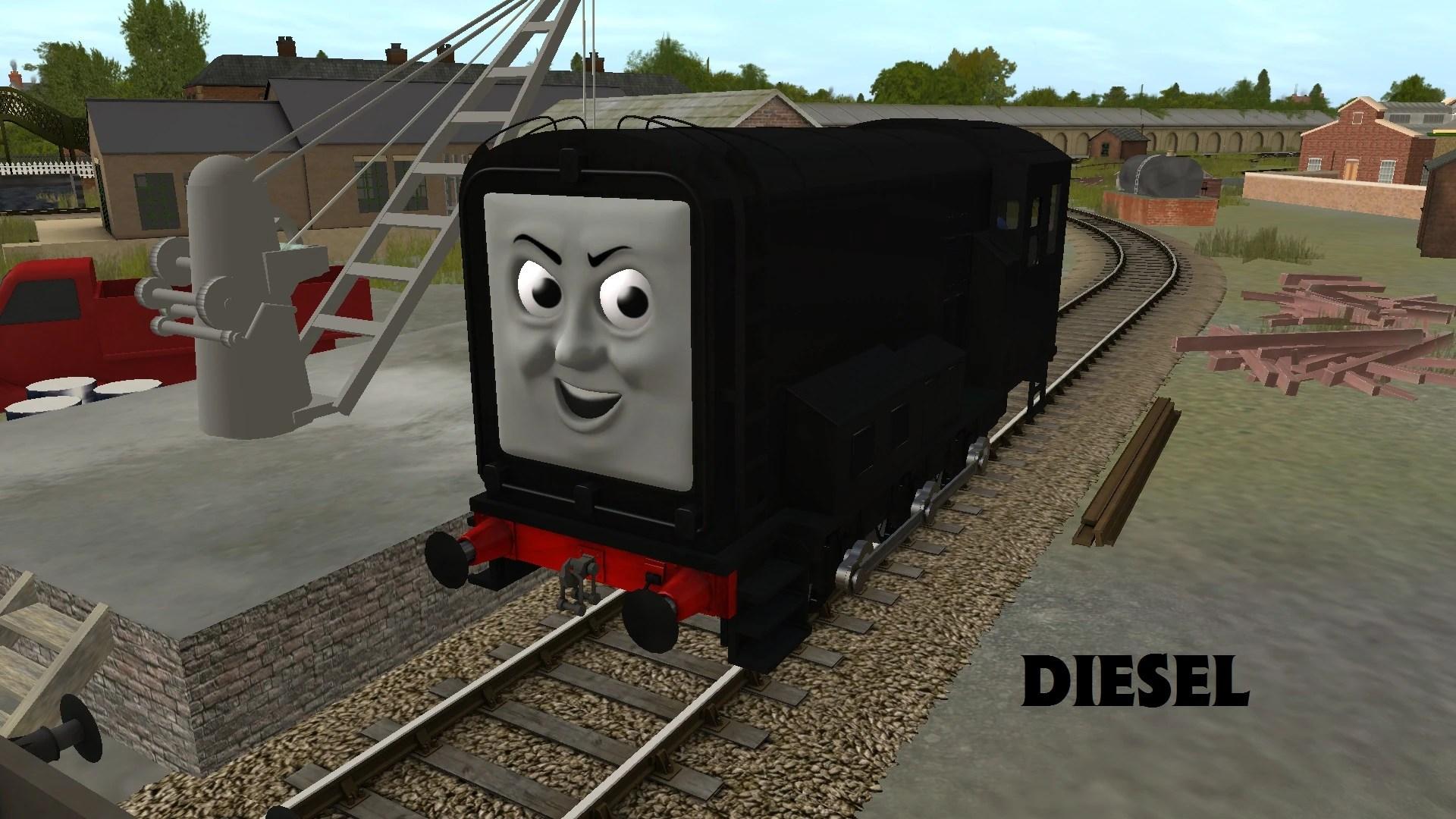 Diesel | Thomas1Edward2Henry3 Wiki | FANDOM powered by Wikia