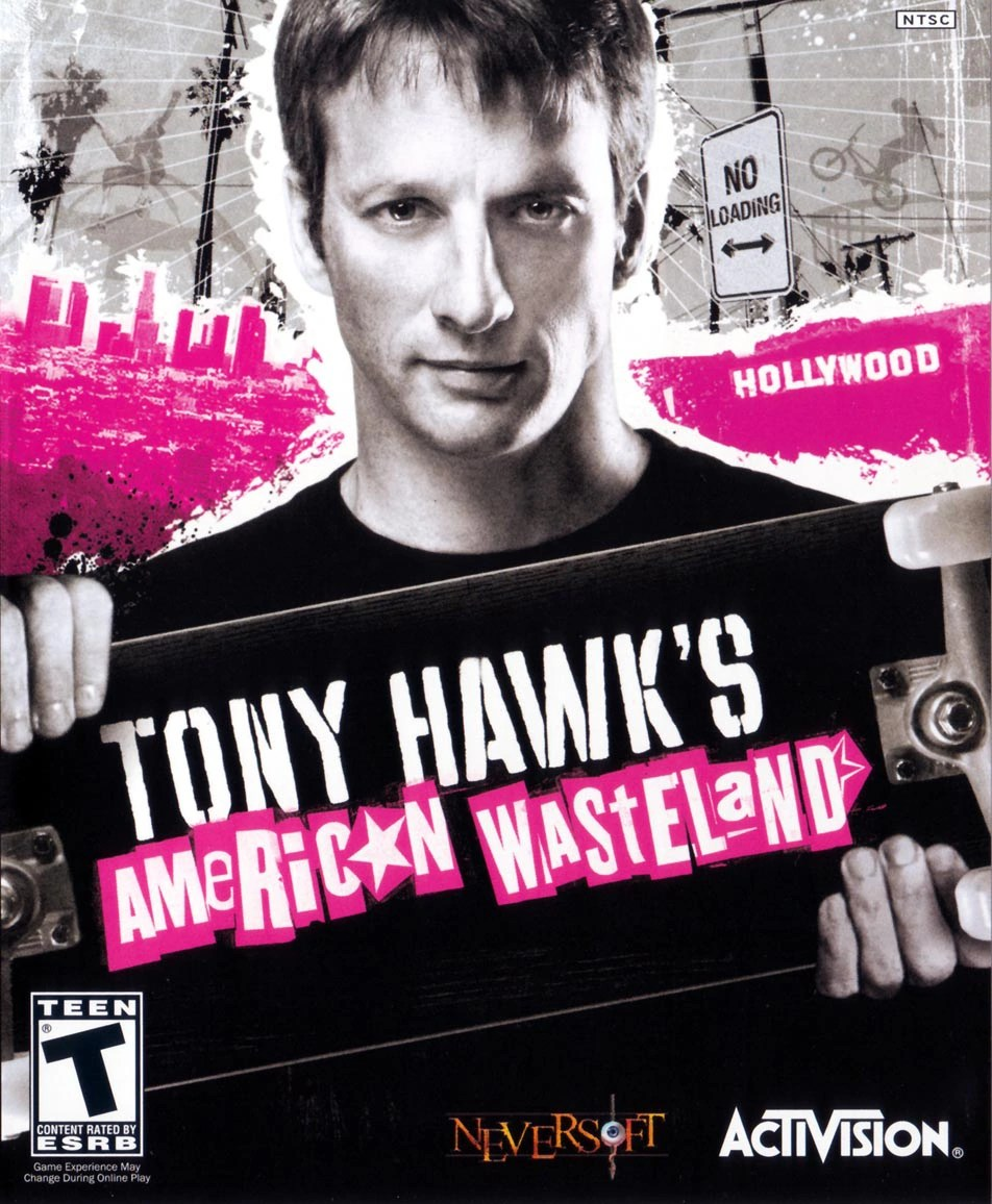 Tony Hawks American Wasteland Tony Hawks Games Wiki FANDOM Powered By Wikia