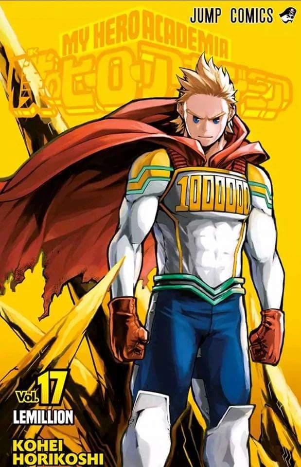 Mirio My Hero Academia Wiki