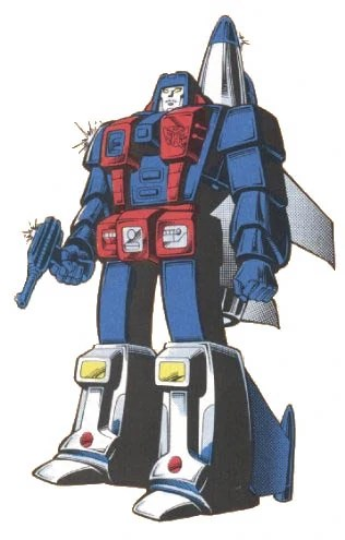 Skydive (G1 Aerialbot) | Teletraan I: The Transformers ...