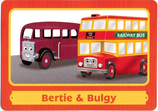 Card Thomas Bertie And Friends Trading