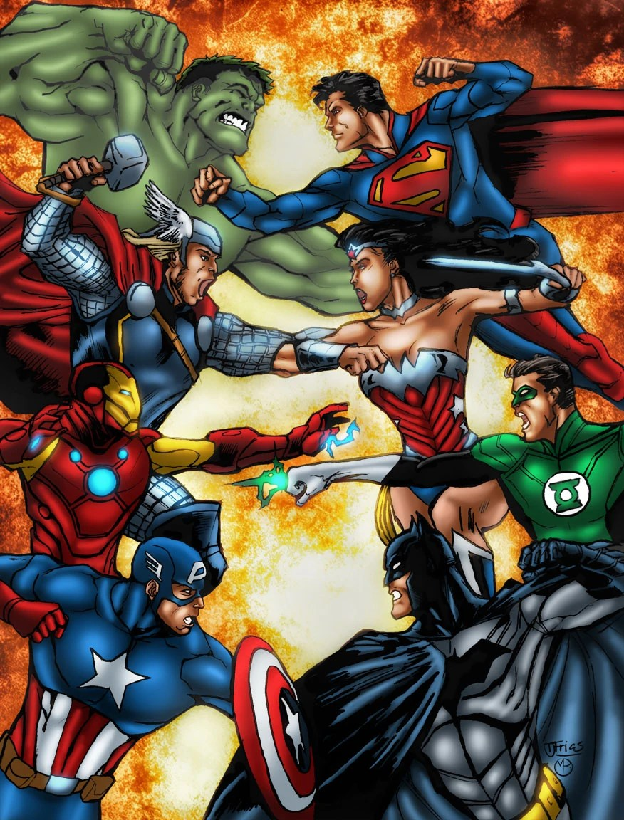 The Avengers Vs Justice League Video Game Fanon Wiki FANDOM Powered By Wikia