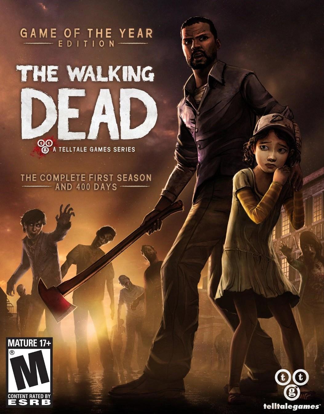 Season 1 Video Game Walking Dead Wiki FANDOM Powered