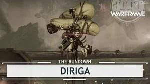 Diriga WARFRAME Wiki FANDOM Powered By Wikia