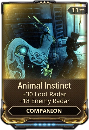 Animal Instinct WARFRAME Wiki FANDOM Powered By Wikia