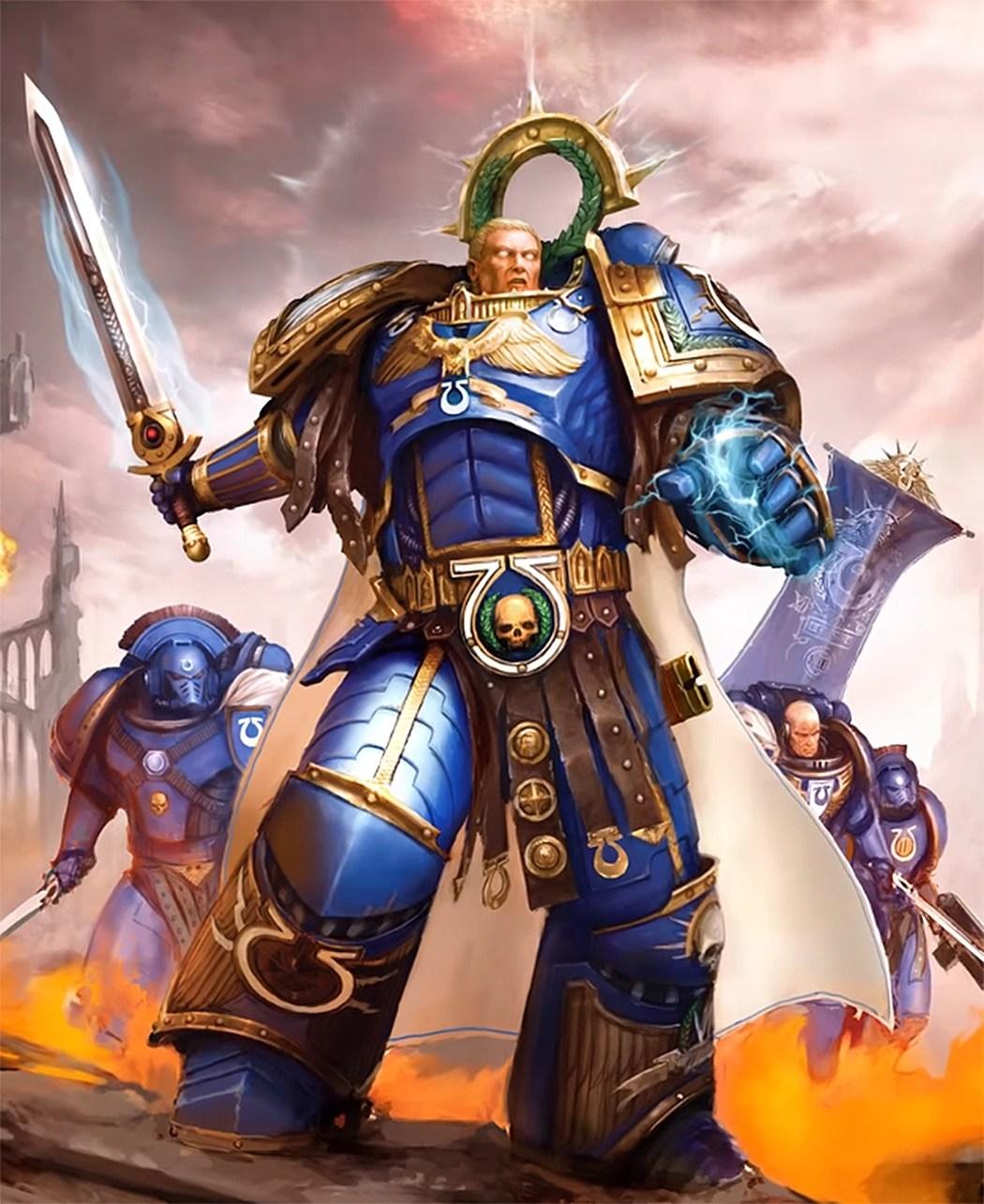Warhammer 40k Man Imperium Hope