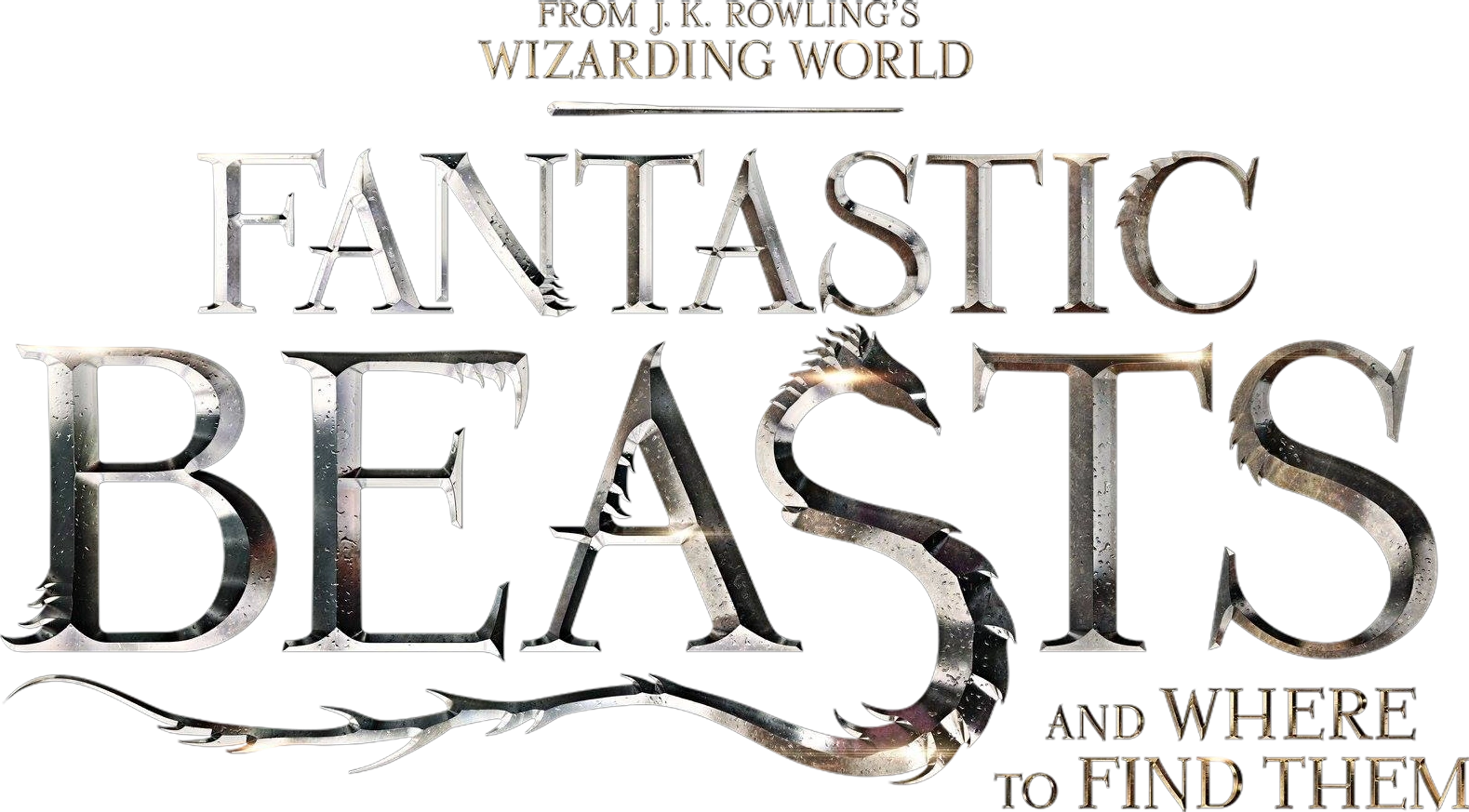 Image Fantastic Beasts And Where To Find Them Logopng