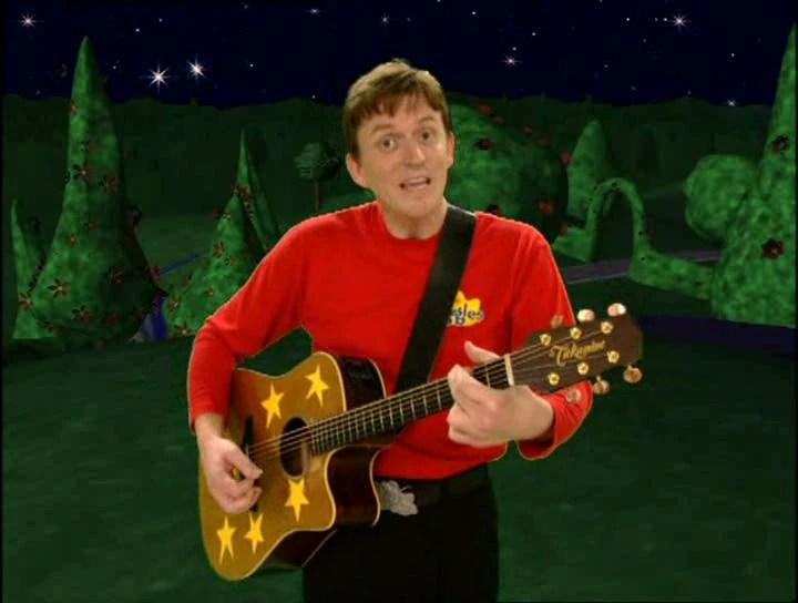 Wiggles Greg Guitar