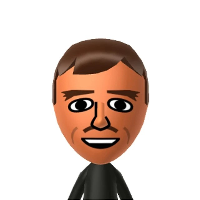 Miis 2015 Wii Resort Sports