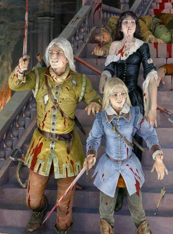Assault On Stygga Castle Witcher Wiki Fandom