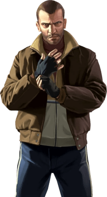 Niko Bellic | YouTube Poop Wiki | FANDOM powered by Wikia