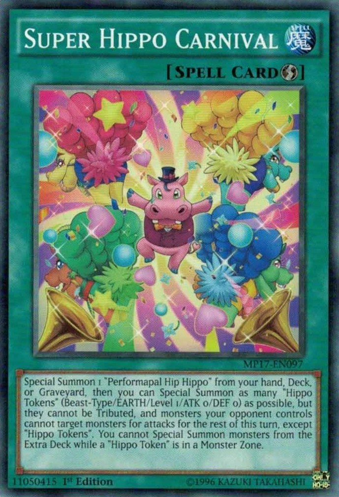 Super Hippo Carnival Yu Gi Oh FANDOM Powered By Wikia