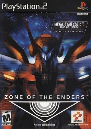 Zone Of The Enders Zone Of The Enders Wiki FANDOM Powered By Wikia