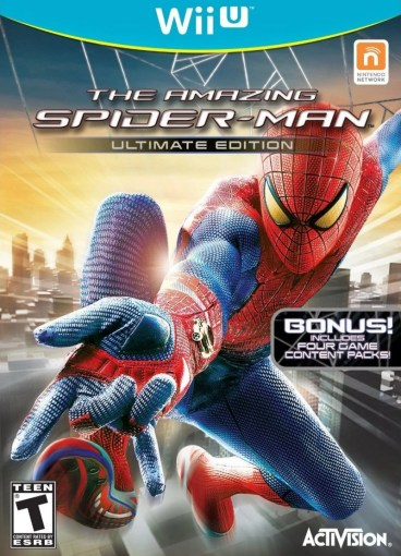 The Amazing Spider Man  video game    Amazing Spider Man Wiki     The Amazing Spider Man   Ultimate Edition   Wii U game