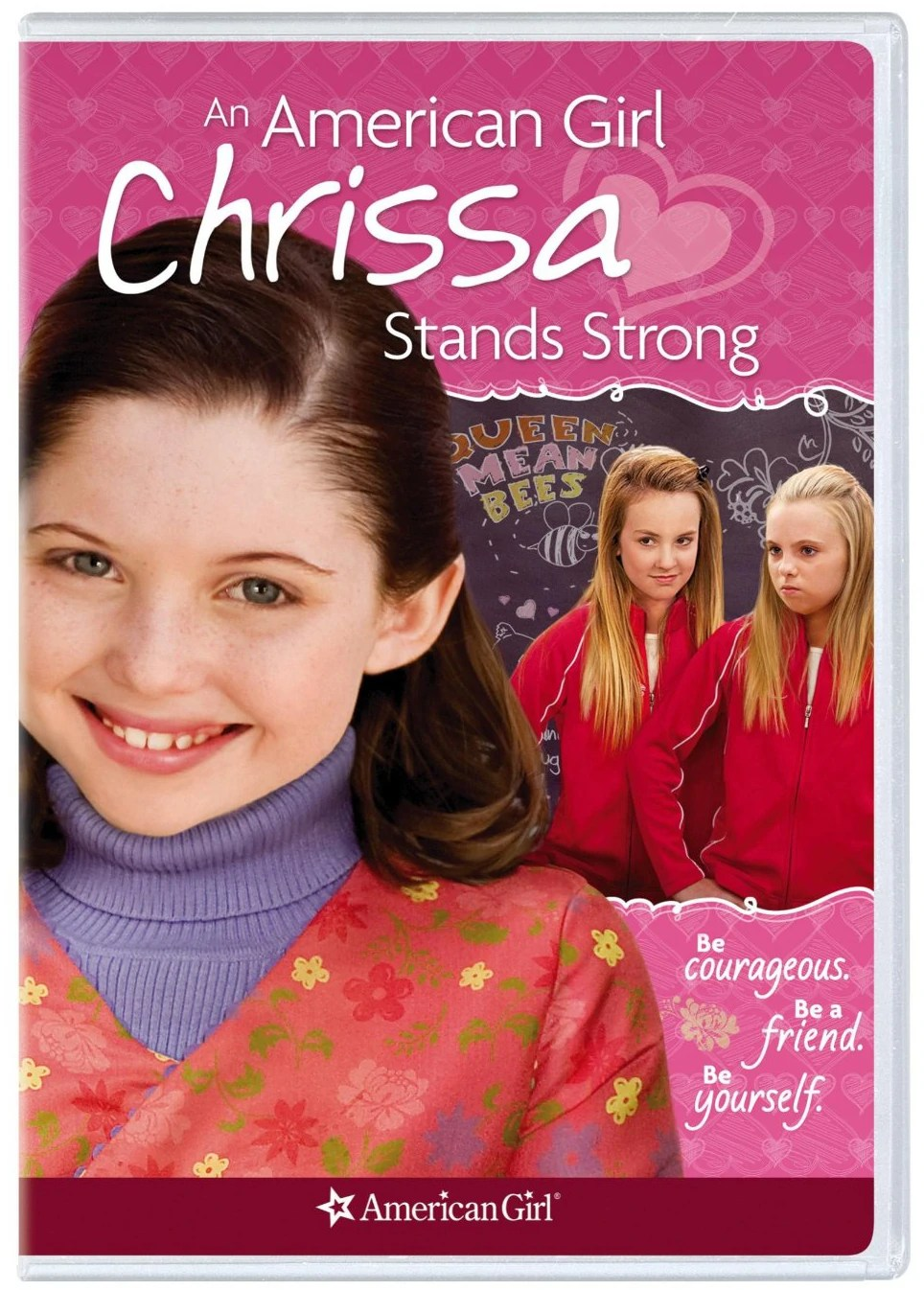 And Stands Chrissa Tara Strong Jaden