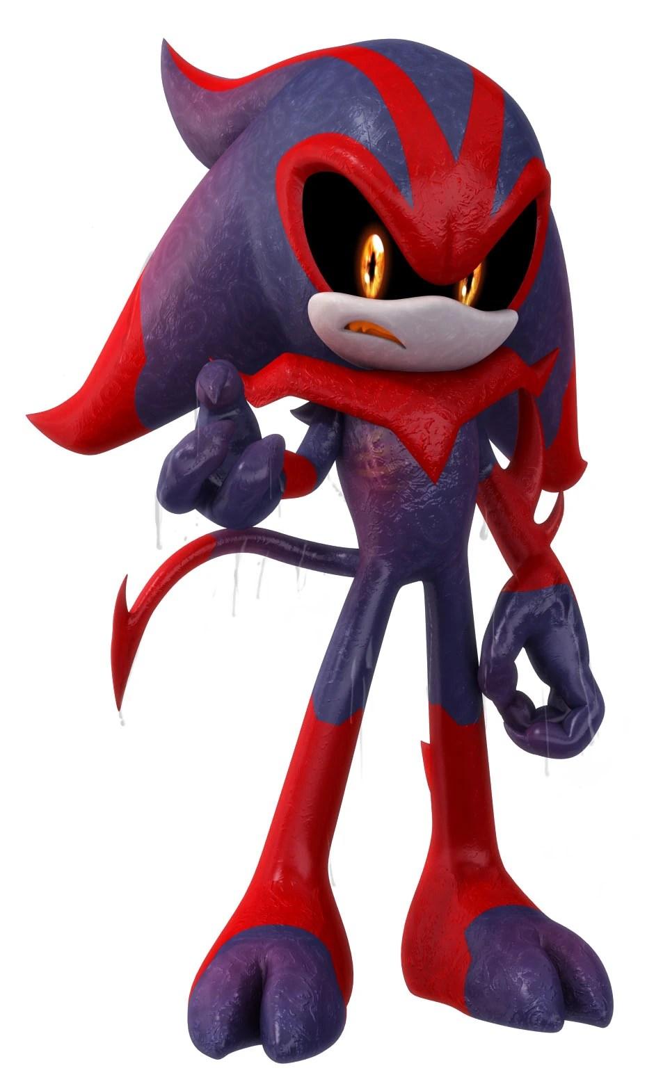Shadow Hedgehog Black Aliens