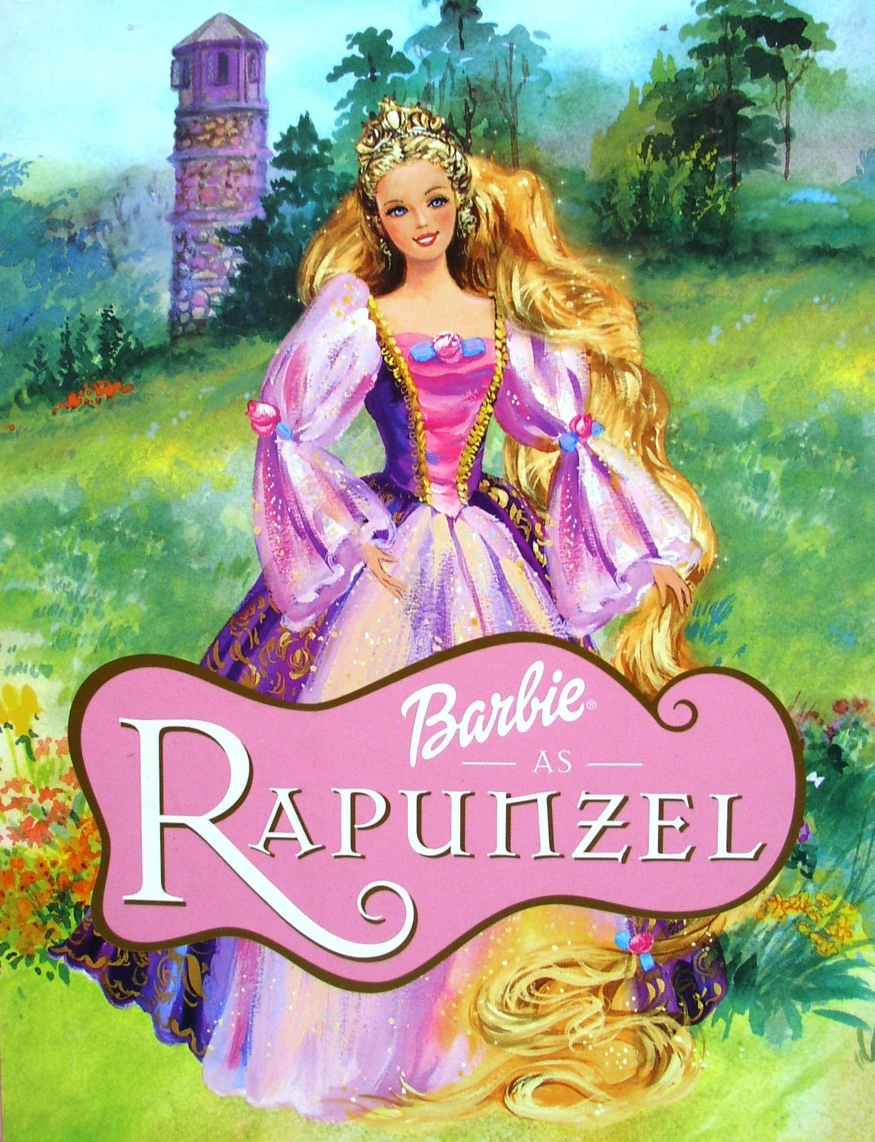 Castle And Diamond Games Barbie