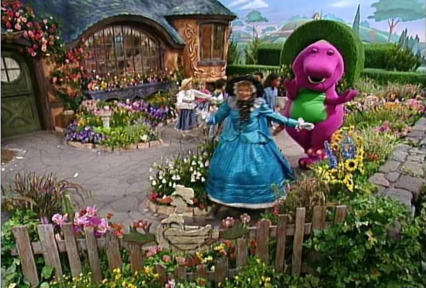 Barney Fun Games Credits